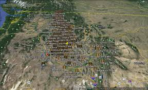 Map Of Oregon Fires by Stueby U0027s Outdoor Journal Idaho Fire Lookouts Are A Great Place To