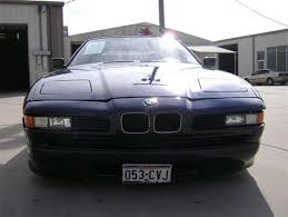 Bmw 850 2014 1991 Bmw 8 Series Information And Photos Zombiedrive