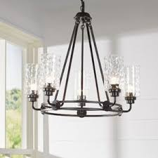 Chandelier Lights For Dining Room Farmhouse Or Country Chandelier You U0027ll Love