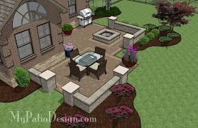 My Patio Design Simple Backroom Extension Patio Tinkerturf
