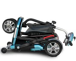 travel scooter images Transport folding travel electric mobility scooter by ev rider jpg