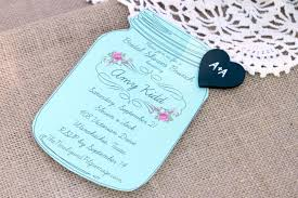 jar bridal shower invitations jar invitations and chalkboard tags for weddings or showers