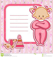 card for baby stock vector image of anniversary 54148133