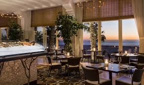 santa monica dining hotel restaurants in santa monica hotel