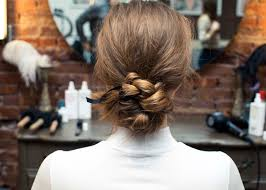 ribbon ponytail how to make even the simplest ponytail pretty coveteur