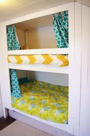 Another Custom Bunk Bed Safety Rail View  On The Road - Rv bunk bed mattress