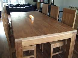 Dining Room Furniture Toronto Furniture Teak Wood Eight Seater Dining Room Set As Well As