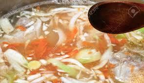 cuisine polonaise traditionnelle la soupe de concombre dans la cuisine polonaise cuisine