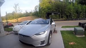 tesla model x cost to charge plugs and speed youtube