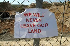 how much palestinian land do israeli settlements really eat up
