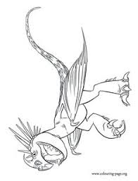 printable coloring train dragon picture 16