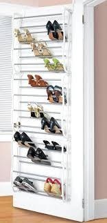 Shoe Rack For Closet Door Door Shoe Rack Door Shoe Rack Argos Krepim Club