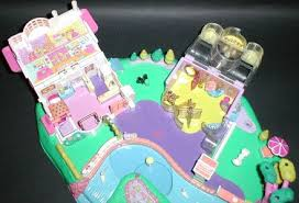 1996 polly pocket magical movin u0027 pollyville
