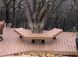 Wooden Deck Bench Plans Free by Best 20 Landscaping Around Deck Ideas On Pinterest U2014no Signup