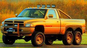 Dodge Ram Orange - história dodge ram 1981 2015 carwp