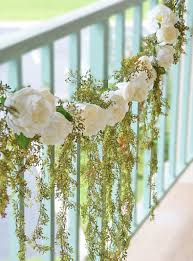 wedding arch garland wedding arch garland cascading greenery and by wedideas