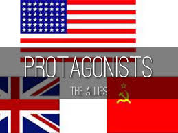 Ww2 Allied Flags Liberation By Allied Troops By Aras Stungys