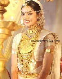 indian gold and jewellery designs kerala wedding