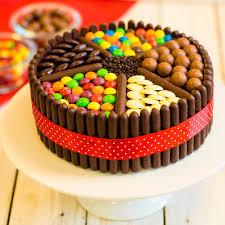 20 unique chocolate cakes 19 33