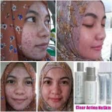 Pemutih Wajah Nu Skin obat jerawat paling uh sedunia nu skin clear nu skin