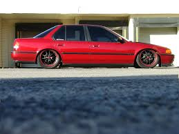 jdm acura legend my homebois slammed accord by krocialblack on deviantart