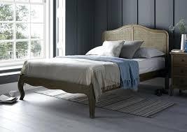 Forever Bed Frame Single Bed Frames With Storage Buckingham Crushed Silver Velvet