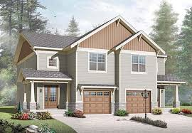 Craftsman Plans by Multi Family Plan 65559 Craftsman Plan With 3220 Sq Ft 6