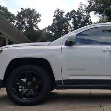 jeep compass 2017 grey mydippedwhips jeep compass satin wheels