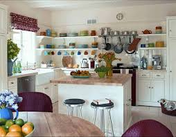 kitchen cabinets open shelving house pinterest butcher