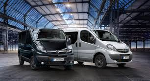 opel chevrolet stylish design with greater comfort opel vivaro model year 2014