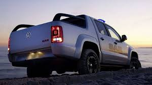 volkswagen truck concept vw amarok pickup to be official vehicle for dakar rally