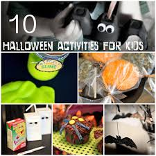 domestic charm 10 fun things to do with your kids for halloween