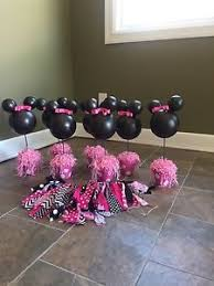 minnie mouse center pieces minnie mouse centerpiece ebay