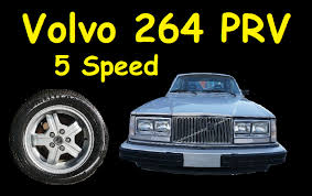 volvo 264 gle manual 5 speed 240 6cyl prv exterior youtube