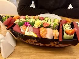 cuisine bateau le bateau picture of sushi maru prague tripadvisor