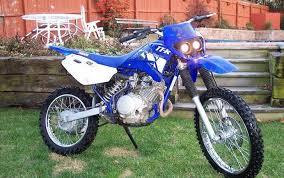 2006 yamaha tt r 125 lw moto zombdrive com