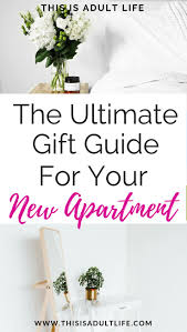 best housewarming gifts for first home 25 unique first apartment gift ideas on pinterest first