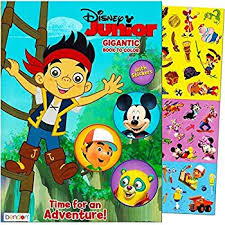 amazon jake neverland pirates 96 coloring book