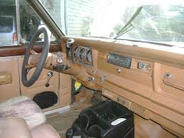 1986 jeep comanche interior view another eaglerock1971 1979 jeep j10 honcho post photo