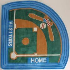 phenomenal baseball field rug nice design baseball field rugbrback