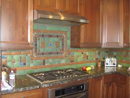 motawi collage kitchen backsplash by tom gerardy of craftsman