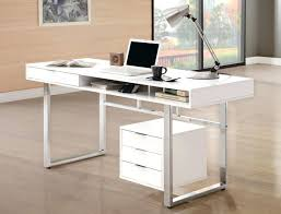 White Office Desk Uk office design white home office desk with hutch modern white