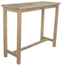 Outdoor Bar Table Teak Bar Table Home Furnishings