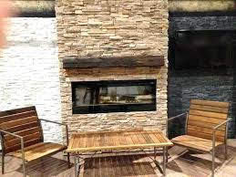 fireplace refacing stone veneer image installing refinishing brick