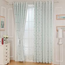Turquoise Living Room Curtains Online Get Cheap Curtains Baby Room Aliexpress Com Alibaba Group