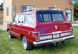 jeep chief 1979 1979 jeep wagoneer chief used jeep wagoneer for sale in stanford
