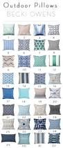 Outdoor Pillows Sale by Pottery Barn U0027s Biggest Sale Of The Yearbecki Owens