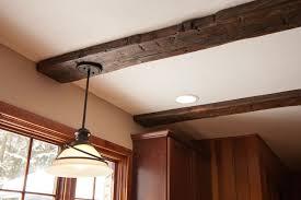 wood beam light fixture reclaimed wood beam skins boardwalk hardwood floors