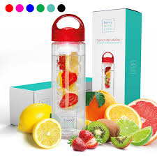 amazon com savvy infusion water bottles 24 or 32 ounce