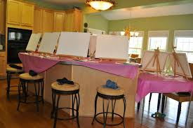 Home Interior Home Parties by Art Party At Home Art Parties Pretty In Paint Parties Www